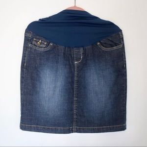 Oh Baby! Maternity Denim Skirt